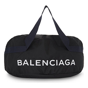 BALENCIAGA Nylon wheel bag