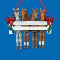 12 Christmas Ornaments - Can Be Personalized