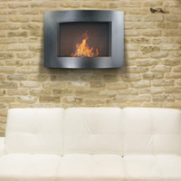 Ethanol Biofuel Fireplace / Pure Flame on Gifts and Coupons