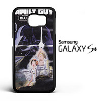 Funny Family Guy Star Wars X0145 Samsung Galaxy S6 Case