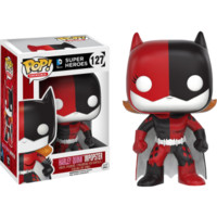 Batman - Batgirl as Harley Quinn Impopster Pop! Vinyl Figure