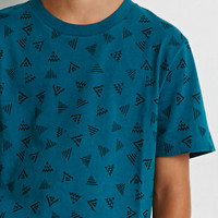 Boys Squiggle Print Tee (Kids)
