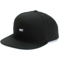 Obey Worldwide Snapback Hat