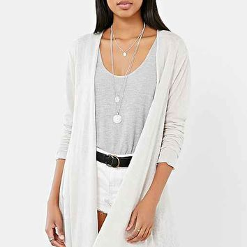 Project Social T Beau Cardigan-