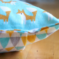 Baby Toddler Pillow, Fox