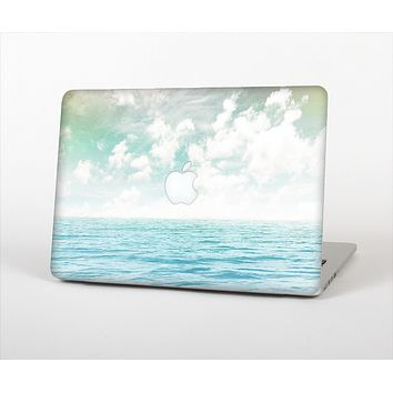 The Paradise Vintage Waves Skin Set for the Apple MacBook Air 11""