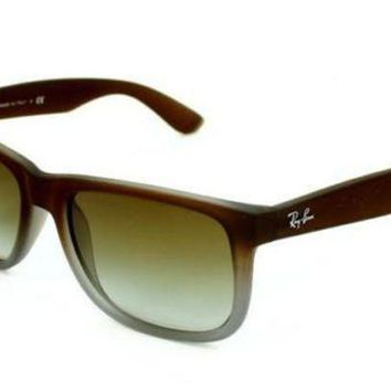 Kalete NEW Genuine Ray Ban RB4165 8547Z 51 Brown Mens Womens Sunglasses Glasses