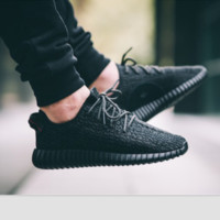 """Yeezy  """"Adidas"""" Women  Boost Sneakers Running Sports Shoes"""