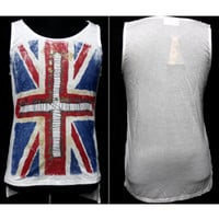 The Classic Safety Pin England - Tanks - Women's Online Store
