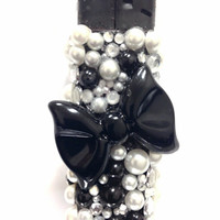Black bow lighter