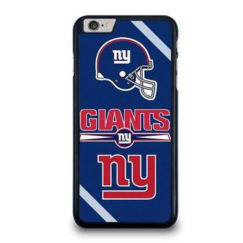 NEW YORK GIANTS NY iPhone 6 / 6S Plus Case Cover