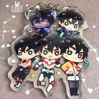 Charms   Best boys by whiterabbitcafe