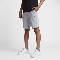 The Nike Sportswear Tech Fleece Men's Shorts.