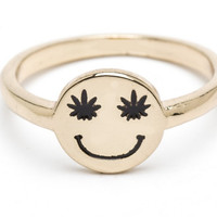 High Eyes Ring
