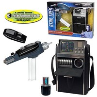Star Trek White Phaser & Medical Tricorder 2-Pack Exclusive - Diamond Select - Star Trek - Prop Replicas at Entertainment Earth