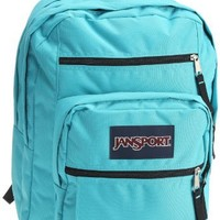 JanSport Big Student School Backpack (Blinded Blue)