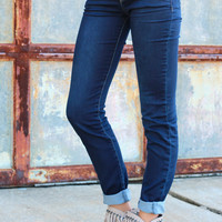 Dex Jeans: Sienna Jegging {Midnight}