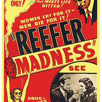 Pyramid America Reefer Madness Poster