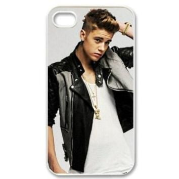 Justin Bieber Custom Case for iPhone 4,4S