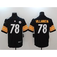 Nike NFL Men's Vapor Untouchable Football Jersey Pittsburgh Steelers #78 Alejandro Villanueva