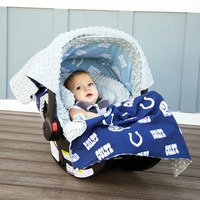 Carseat Caboodle - Indianapolis Colts