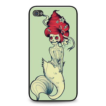 Day of The Dead Mermaid iPhone 4 | 4S Case