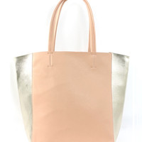 Two Color Chic Tote (more colors)