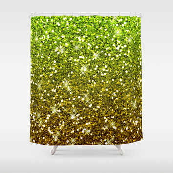 Best Gold Glitter Curtain Products On Wanelo