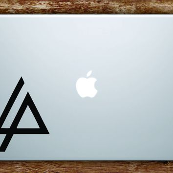Linkin Park Logo Laptop Decal Sticker Vinyl Art Quote Macbook Apple Car Window Decor Music Chester Rock Teen
