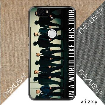 Backstreet Boys BSB Z0125 Huawei Google Nexus 6P Case