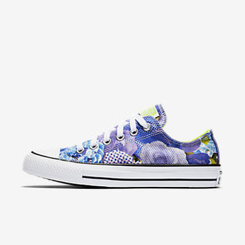 CONVERSE CHUCK TAYLOR ALL STAR FLORAL LOW TOP