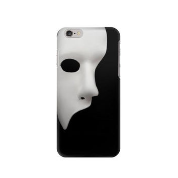 P2249 Phantom of The Opera Mask Phone Case For IPHONE 6S