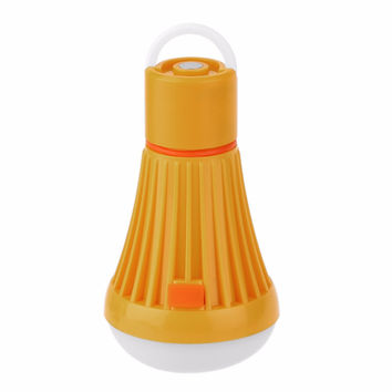 Waterproof Outdoor Lighting LED Camping Portable Light Handle Lantern With Hook Lawn Lamp Hunting Emergency Torch 2017 Top Sale