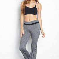FOREVER 21 Heathered Active Yoga Pants