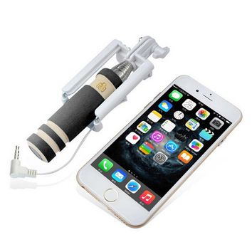 Mini Pocket Selfie Stick Extendable Supreme Mini All for Android and IOS System