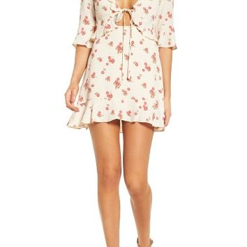For Love & Lemons Cherry Sundress | Nordstrom