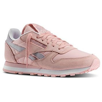 Reebok Women's Classic Leather Seasonal I Shoes | Official Reebok Store