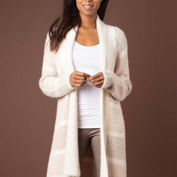 Feather Weather Cardigan by Simply Noelle