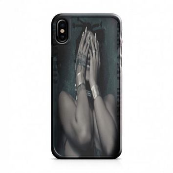 Rihanna Work iPhone X Case
