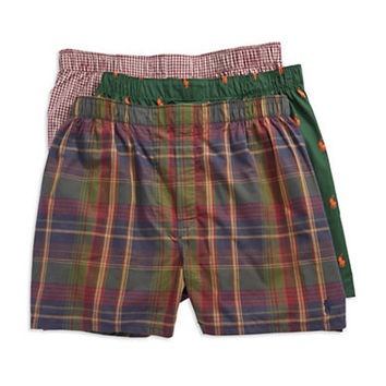Polo Ralph Lauren Cotton Boxer Shorts Set