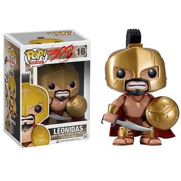 300 King Leonidas Pop! Vinyl Figure - Funko - 300 - Vinyl Figures at Entertainment Earth