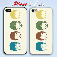 The Beatles boy  Custom iPhone 5 Case Cover