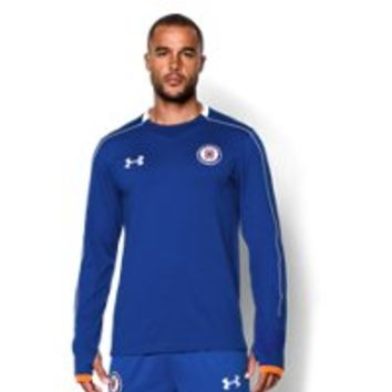 Under Armour Men's Cruz Azul 15/16 Midlayer Crew