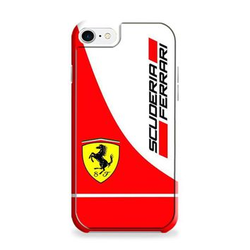 Scuderia Ferrari Logo iPhone 6 Plus | iPhone 6S Plus Case