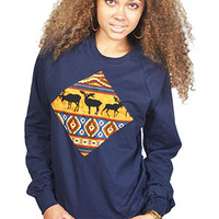 The Moose Crewneck Sweatshirt