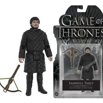 Funko Game of Thrones Fully Poseable Action Figure: Samwell Tarly