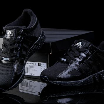 "Fashion ""Adidas"" Men's Black Casual Sports Shoes"