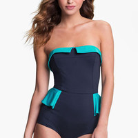 MARC BY MARC JACOBS Peplum Maillot Swimsuit | Nordstrom
