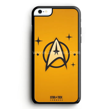 Star Trek Logo Command iPhone 6 Plus Case  | Aneend.com