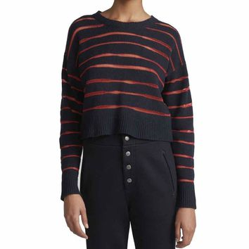 Rag & Bone Penn Crew Neck Sweater